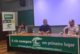 Elenita Malta, Francisco Milanez e Roberto Villar Belmonte